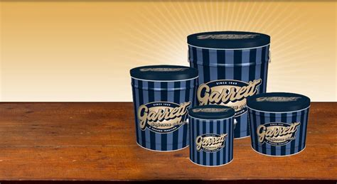 Garrett Popcorn Plain 1 Gallon Tin 1000 images about great chicago gifts on a well popcorn tins and town