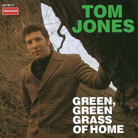 tom jones green green grass of home cd covers