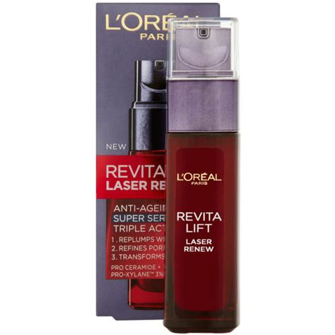 Serum Loreal Revitalift l oreal dermo expertise revitalift laser renew anti