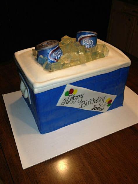 bud light beer dispenser bud light cooler cake batterupcakes by kristyebarb