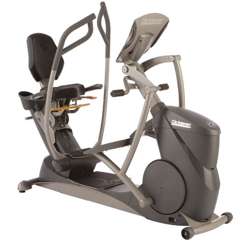 octane xr6000 recumbent home elliptical 171 legacy fitness