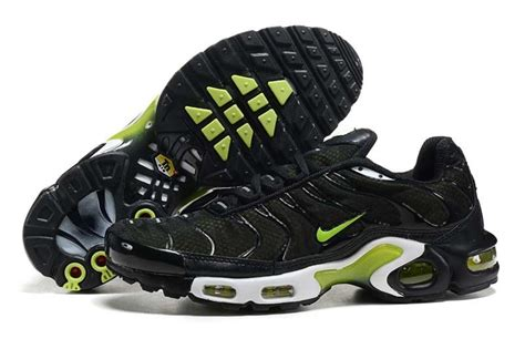 Nike Airmax 9 0 Black Green nike tn sale s black fluorescent green shoes cheap