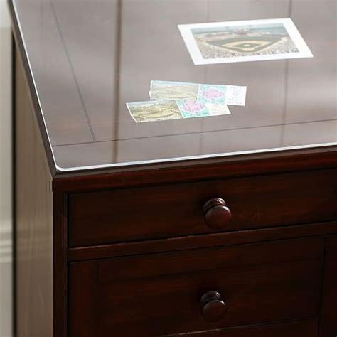 clear plastic desk protector acrylic desk mat pbteen