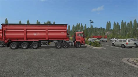 tandem kre sb 30 60 trailer mod for farming simulator kre sb30 60 with top and hitch v 1 1 mp ls2017