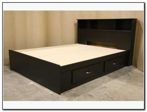 bed frame with drawers size 28 images bed with drawers