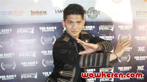 iko uwais akan main film iko uwais masih tawar menawar main di film star wars the