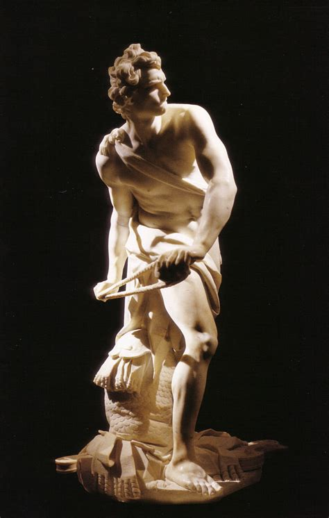 david statue logue renaissance and baroque history bernini s david