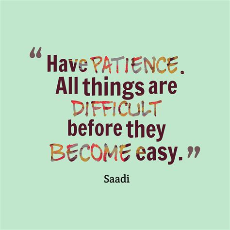 Quotes Images Patience Quotes With Images