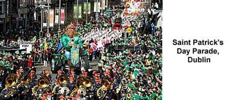 st s day america vs ireland parades in ireland
