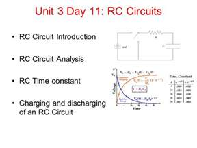 capacitors charging and discharging ppt charging and discharging a capacitor introduction 28 images all about electronics dc