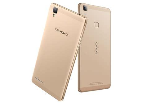 Harga Hp Oppo Semua Merk Terbaru perbandingan hp android oppo dan vivo dari segi merk
