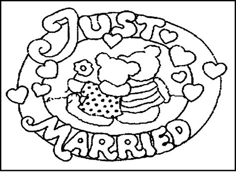92 coloring page wedding download wedding coloring