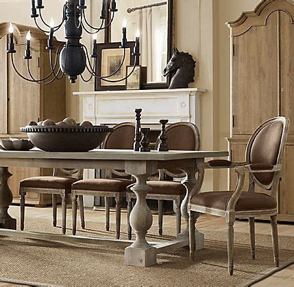 restoration hardware monastery dining table 155 best images about restoration hardware on