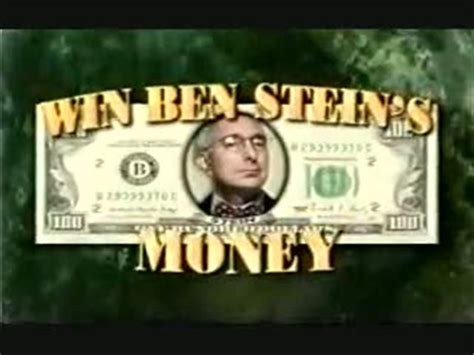 Win Ben Stein S Money Jimmy Kimmel - win ben stein s money game shows wiki