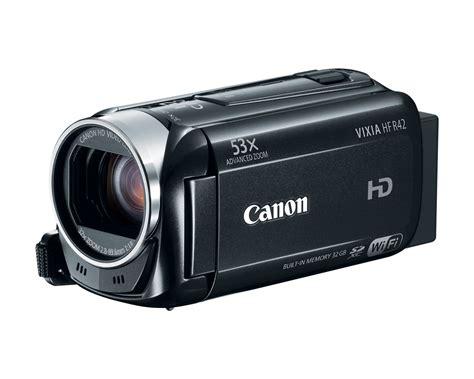 canon vixia canon vixia hfr42 hd camcorder
