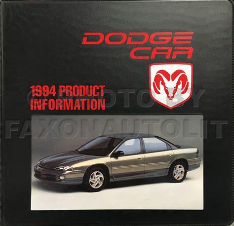 free car manuals to download 1994 dodge caravan spare parts catalogs 1994 caravan town country voyager repair shop manual original
