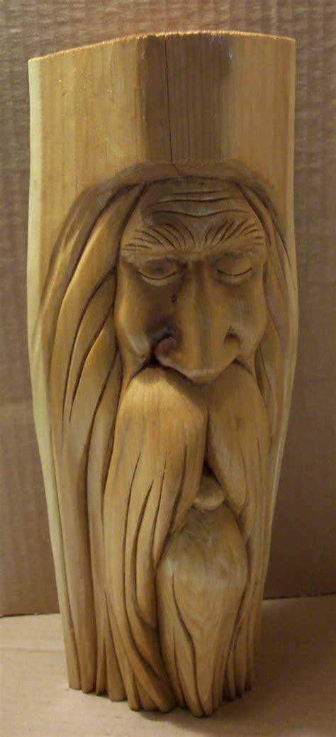 wood spirit carving plans   zanypel