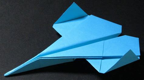 How To Make Different Types Of Paper Airplanes - origami avion how to make a paper airplane cool paper