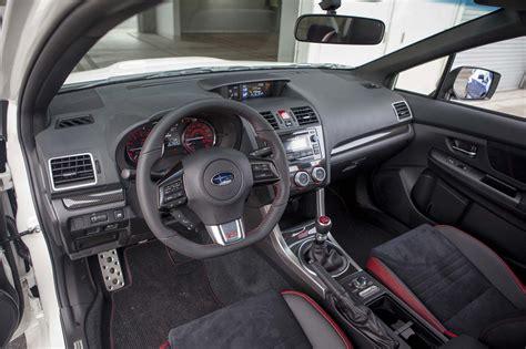 Subaru Wrx Sti 2015 Interior by 2015 Subaru Wrx Sti Interior Photo 28