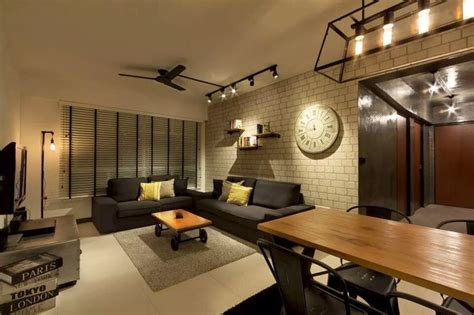 modern industrial house 5 interior design ideas bto living interior design industrial modern