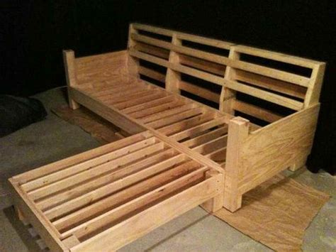 Build Your Own Couch Plans   WoodWorking Projects & Plans