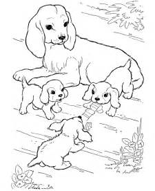 coloring pages of dogs best coloring page march 2013