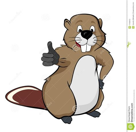 cartoon beavers      million high