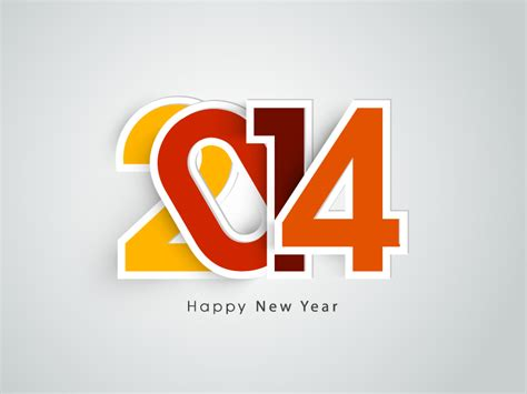 new year graphic vector free happy new year 2014 compact font vector free vector