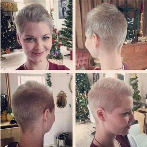 a really short pixi cut shaved in back sides curled witn iron on top pictures please short hair styles 2015 2016 short hairstyles