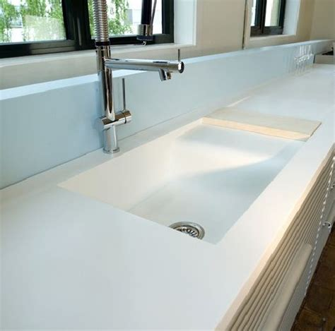 corian upstand the anti granite corian work surface and splashback my