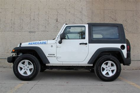 Jeep Sports 2010 Jeep Wrangler Sport 4 215 4 6 Speed Envision Auto