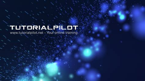 Tutorial After Effect Particle | after effects tutorial tutotrialpilot net particle