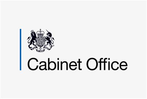 Cabinet Office Logo by Skills Route Mime