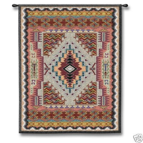 Indian Pattern Wall Hanging | native american indian pattern wall hanging tapestry
