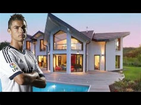 cr7 house cristiano ronaldo house inside outside cr7 house youtube
