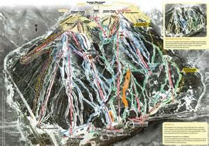 map of ski mountains in colorado copper mountain resort skiing snowboarding colorado