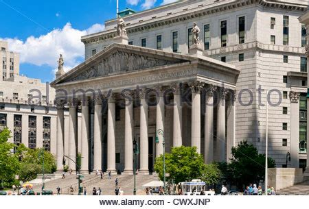 New York County Supreme Court Search New York County Supreme Court Civil Branch Of The Supreme Court Of Stock Photo