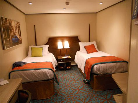 Carnival Interior Room by Cabin On Carnival Vista Cruise Ship Cruise Critic