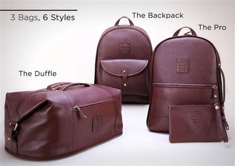 duffle backpack 6 in 1 the backpack you ve been dreaming of yanko design