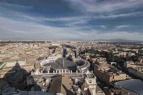 cupola san pietro visita servizio di accoglienza ufficiale della basilica di san