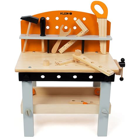 wooden toy work bench wooden toy workbenches a wooden toy play workbench gives