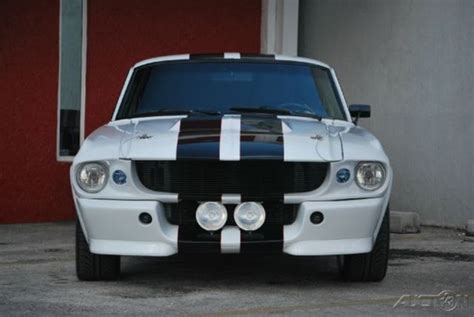 classic 1967 ford fastback mustang eleanor gt500 kit