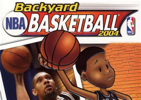 backyard basketball 2004 дата выхода системные