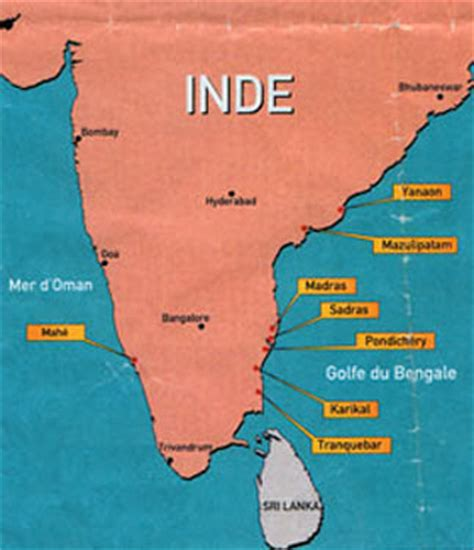 Comptoirs Français En Inde by Document Sans Titre