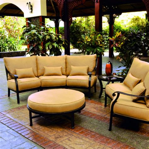 Furniture Orange Ct by Beautiful Porch And Patio Orange Ct 5 Cast Aluminum