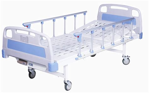 medical beds 1 rocker manual hospital bed from hangzhou dunli medical