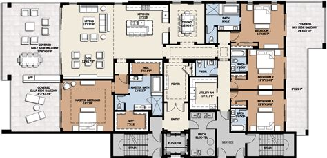 floorplans com condo floor plans luxury condo floor plans at meridian