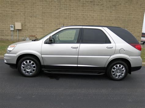buick suv for sale buick rendezvous cx v6 suv cars for sale