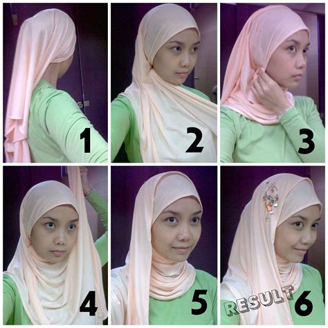 Jilbab Flower Segi Empat Pusat Fashion Grosir Termurah tutorial hijabers the knownledge