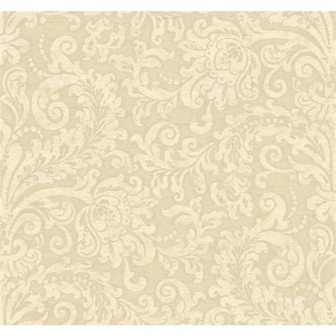 black and white damask wallpaper home depot york wallcoverings 60 75 sq ft black and white neo